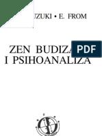 ZEN BUDIZAM I PSIHOANALIZA, D. T. SUZUKI, E. FROM