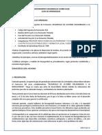 4. Guía de aprendizaje Bioseguridad