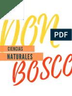 Guía 3 Ciencias Naturales 3º