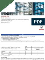 Guide de Montage Ascenseur Schindler 3300