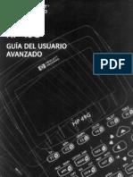 Manual calculadora HP49G avanzado