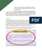 INTRODUCCIOn y conclusiones de la contabilidad