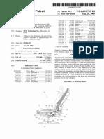 Patente de silla Ergonomica