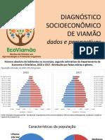 DIAGNÓSTICO SOCIOECONÔMICO DE VIAMÃO 1