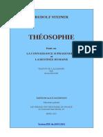 Rudolf Steiner - Theosophie_ Étude sur la connaissance suprasensible et la destinée humaine (1923).pdf