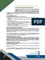 MODELO DE CONTRATO ADMINISTRATIVO DE SERVICIOS DENTRO DEL MARCO DEL D. U. 070-2020