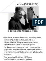 El documental Social