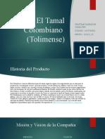 El Tamal Colombiano