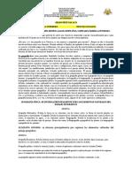 ACTIVIDAD 1  TERCER PERIODO GRADO SEXTOS CIENCIAS SOCIALES
