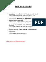 PRIMERA CLASE DE DERECHO LABORAL (TRABAJOS)