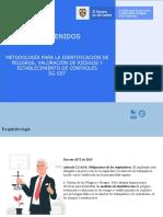 MATRIZ DE PELIGROS, PLANES EMERG Y PROTOCOLO