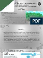CLASE 01 - MANEJO DE CUENCAS