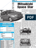 Second Hand Mitsubishi Space Star