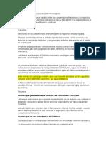 FUNCIONES DE LA DEFENSORIA DEL CONSUMIDOR FINANCIERO
