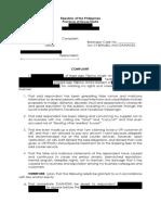 Barangay Complaint - Cyberlibel.pdf