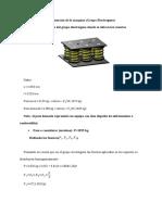 Cimentacion de Maquinas Calculo y Diseño