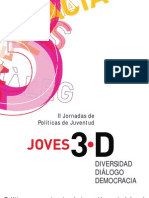 Programa JOVES3D 2011 Cast