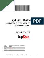 QUALIDADE - AS DIFERENTES VISÕES DE SEU SIGNIFICADO - SQT.doc