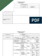 Formato de planeación didáctica