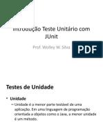 Aula 03 - Introdução Teste Unitário com JUnit.pptx