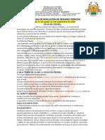 GUIAS DE  NIVELACION DE SEGUNDO PERIODO DE GRADO SEXTOS SOCIALES