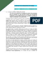 Metodología General de la Normación del Trabajo