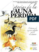 Historias de la Fauna Perdida - Cristian Blanco, Claudio Bertonatti, Egon Ciklai, Eduardo F. Esparrach & Carlos Fernández Balboa