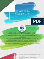 Sistemas de Gestion - ISO 9001