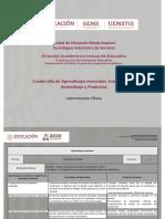 LABORATORISTA CLÍNICO_Cuadernillo_Aprendizajes esenciales
