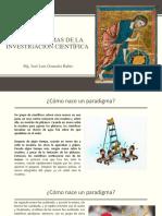 LOS PARADIGMAS DE LA INVESTIGACIÓN CIENTÍFICA (2)