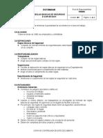 E-COR-SE-03.01 Reglas Básicas de Seguridad v1