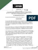 Decreto 448 de 2020