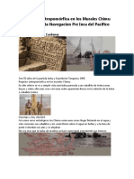 Murales Antropomórfos Chimu Analisis y Teoria Navegacion Mixta