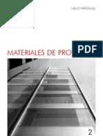 MATERIALES DE PROYECTO 3
