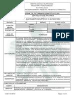 3. programa 223219 MANTENIMIENTO MECATRÓNICO DE AUTOMOTORES