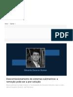 Descomissionamento de sistemas submarinos_ a remoção pode ser a pior solução - P (1).pdf