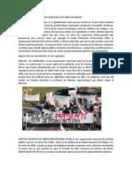 movimientos antiglobalizacion , un pequeño resumen latinoamericano