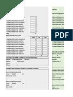 informe de laboratorio de LCR