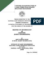 FEASIBILITY STUDIES ON MANUFACTURE OF Basundi.pdf