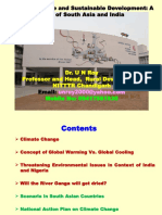 TS 1 Climate Change 20 - 24 April 2020