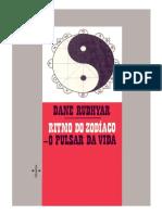 Rudhyar - Ritmo do Zodíaco