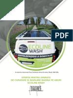 Oferta echipamente  SPALATORIE CU ABUR timbrata Romania.pdf