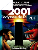 2001 _ l'odyssee de l'espace - Clarke, Arthur C_.epub