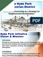Hyde Park Pedestrian District