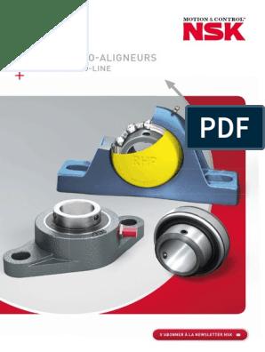 UC204 roulement insert FS avec 20 mm alésage UC