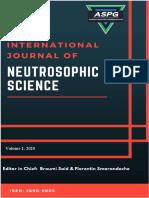 International Journal of Neutrosophic Science (IJNS), vol. 2/2020