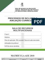 Avaliação e currículo AEE.pptx