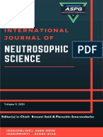 International Journal of Neutrosophic Science (IJNS), vol. 9/2020