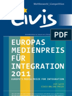 CIVIS MEDIA PRIZE 2011 (Competition)
