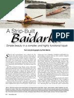 [242] WoodenBoat Magazine - Baidarka Kayak Boat Boats Plan Plans (2015, WoodenBoat Magazine) - Libgen.lc